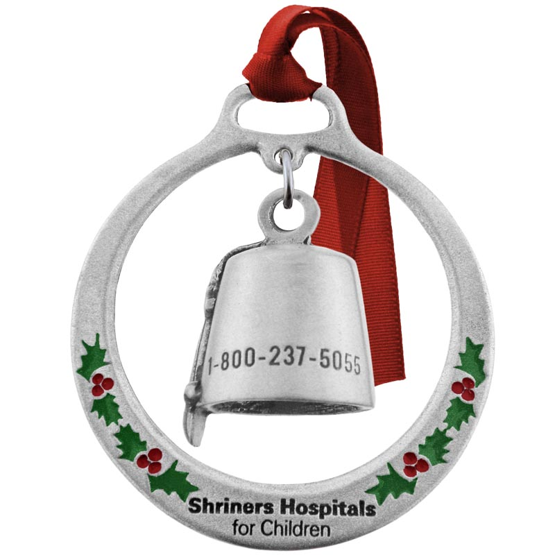 Pewter Christmas Ornaments |