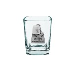 SI shot glass