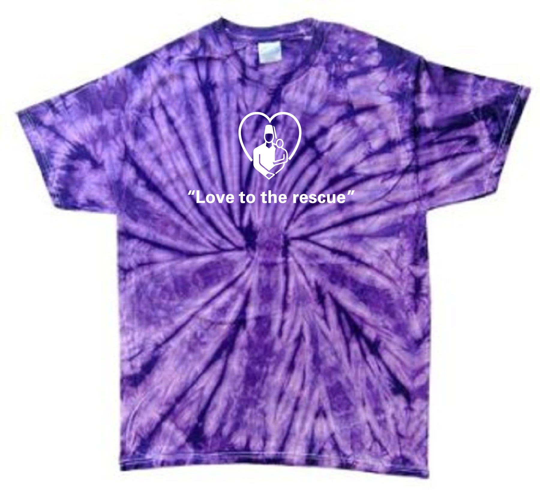 Tee tie dyed for Tie dye t shirt printing